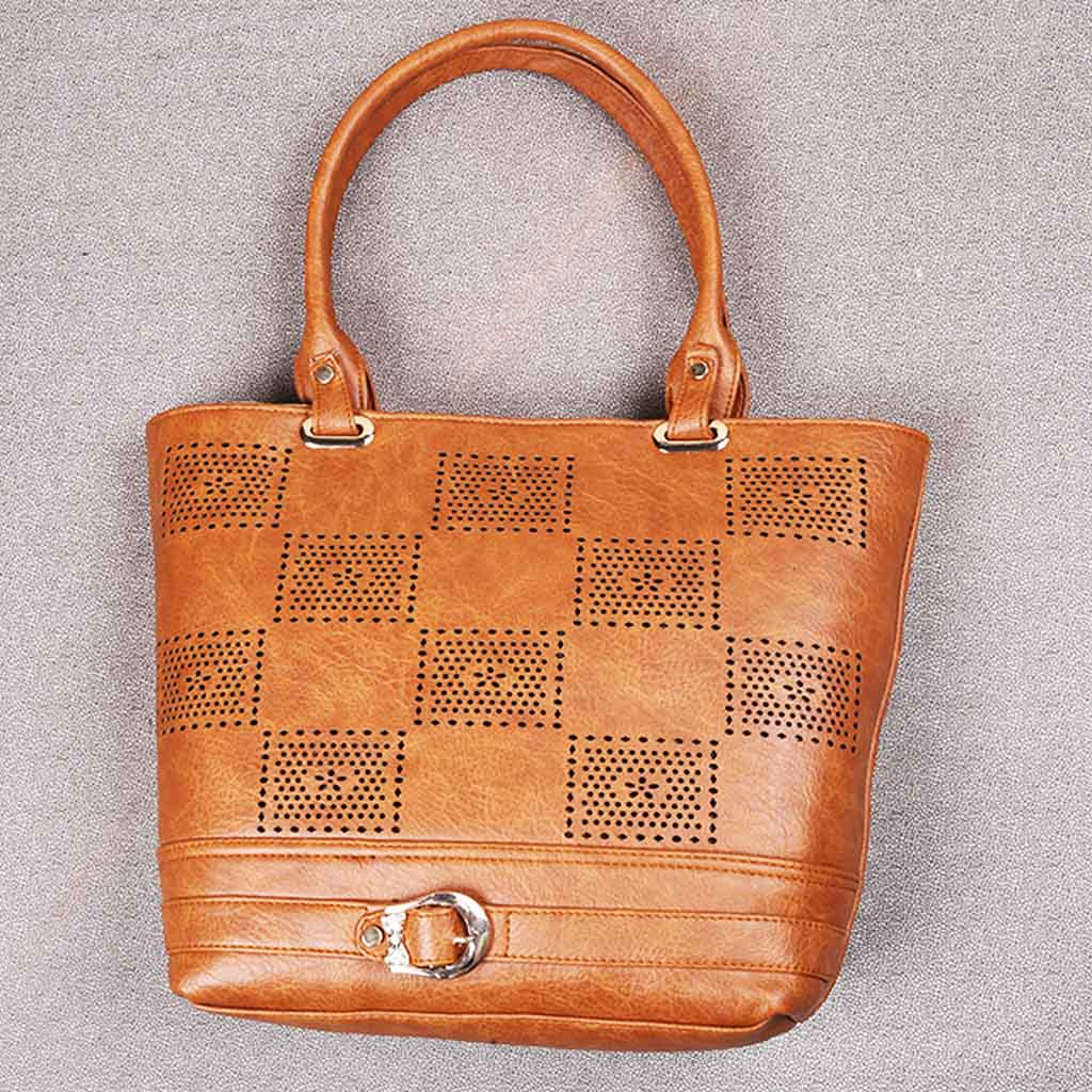 Latest Model Hand Bag In Brown Color For Women S Billa Berry